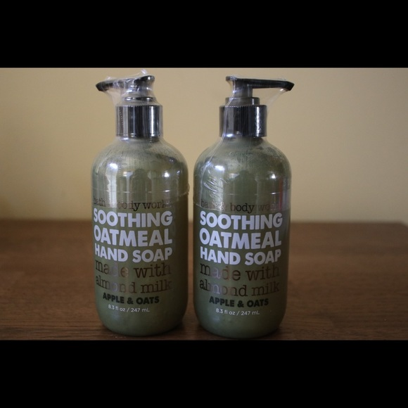 Bath & Body Works Other - Bath & Body Works Soothing Oatmeal Hand Soap